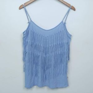 Sol Angeles | Fringe Boho Festival Tank Anthro Top